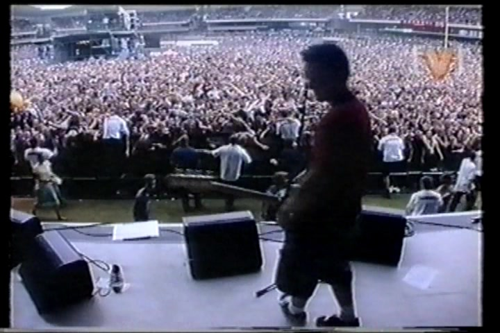 Blink-182 2000-01-26 Big Day Out Sydney 2000, Showgrounds, Sydney, Australia