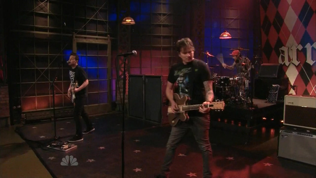 Blink 182 2009-05-18 The Tonight Show with Jay Leno
