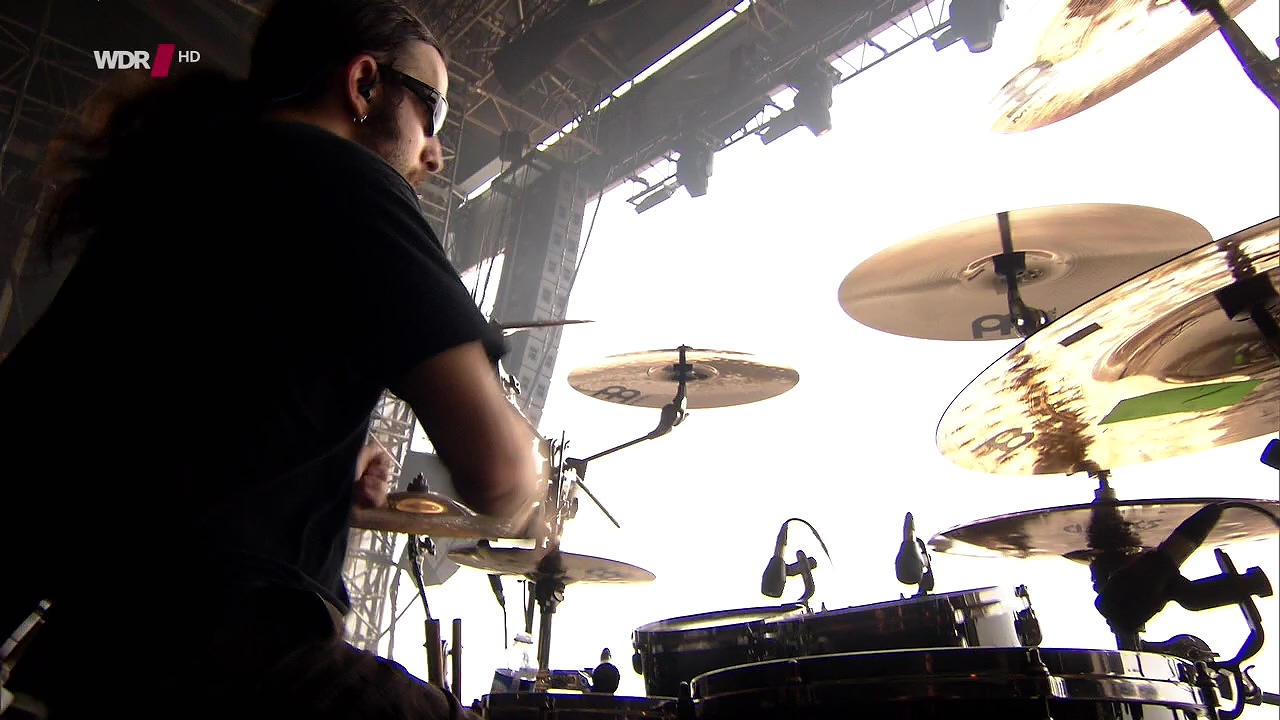 Fear Factory 2015-06-03 With Full Force XXI, Flugplatz Roitzschjora, Lobnitz, Germany (WDR HD 720)