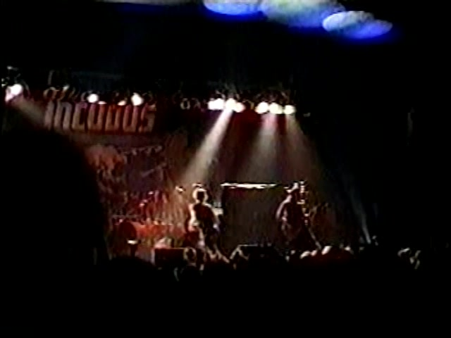 Incubus 2000-07-31 Webster Theatre, Hartford, CT
