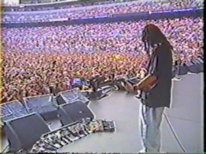 KoRn 2000-07-04 PSINet Stadium, Baltimore, MD, USA