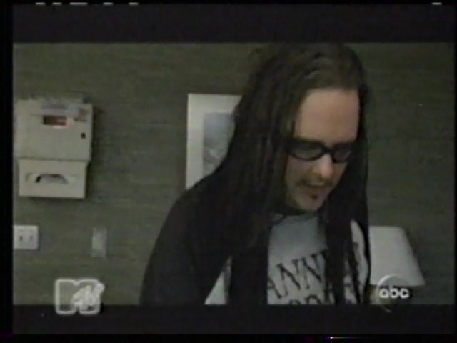 KoRn 2004-10-04 Jimmy Kimmel Live!, Los Angeles, CA, USA