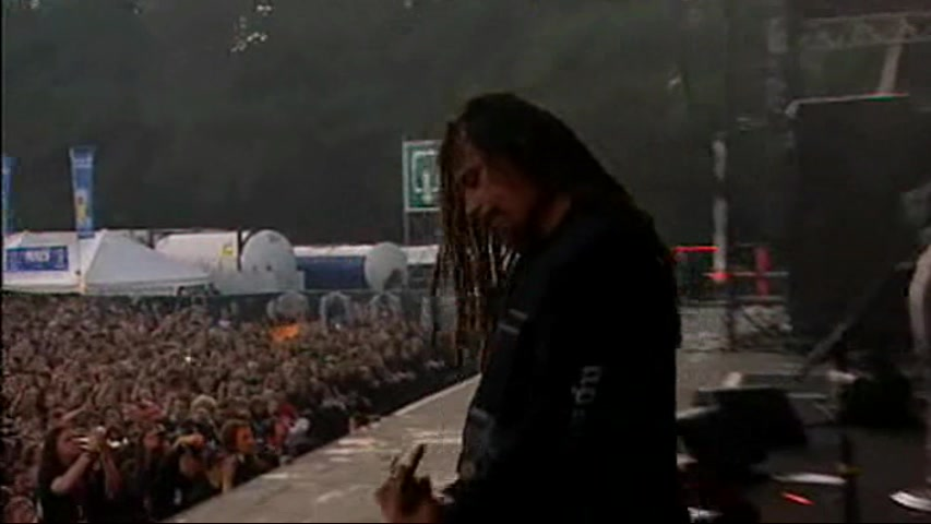 KoRn 2007-06-23 Graspop Metal Meeting, Dessel, Beligium (Webstream)