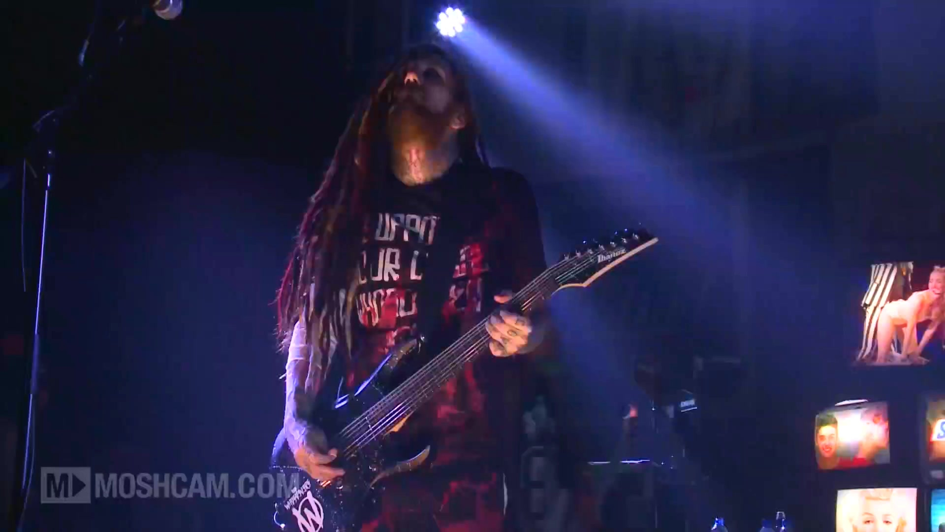 KoRn 2014-05-02 O2 Academy Brixton, London, UK (Webcast HD 1080)