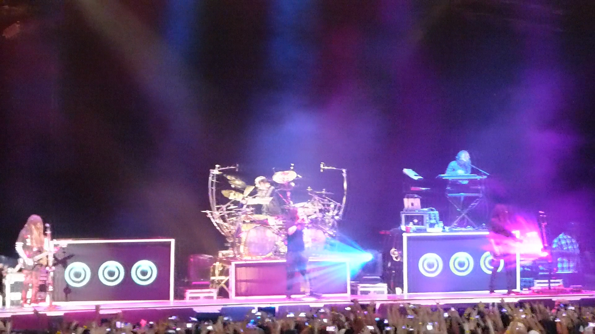 KoRn 2014-08-09 Gexa Energy Pavilion, Dallas, TX, USA (Nameless HD 1080)