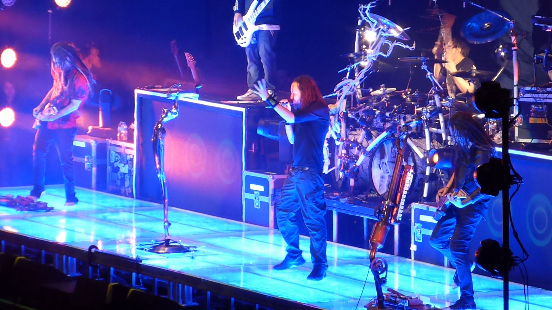 KoRn 2014-11-08 Alliant Energy Center, Madison, WI, USA (Kattatonia_x HD 1080)