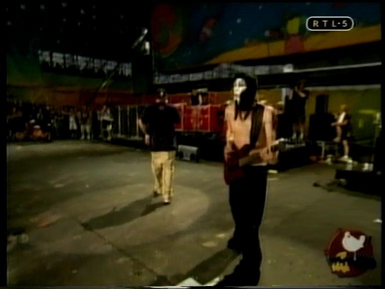 Limp Bizkit 1999-07-24 Woodstock '99, Griffiss Air Force Base, Rome, NY, USA (RTL 5 Channel)
