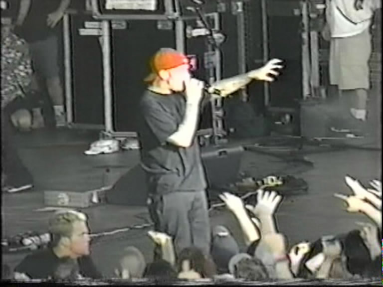 Limp Bizkit 2000-06-23 PNC Bank Arts Center, Holmdel, NJ, USA