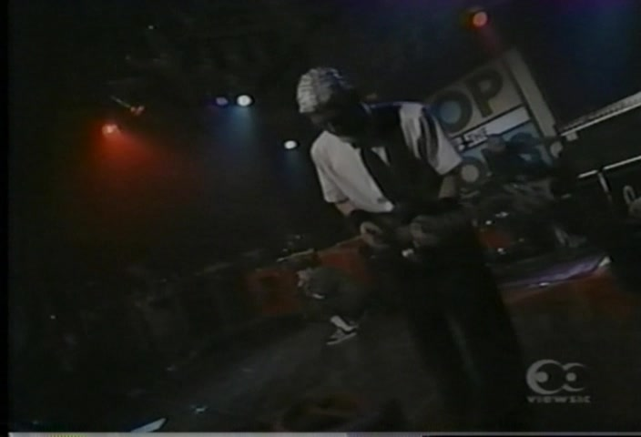 Limp Bizkit 2000-06-30 Top of the Pops, London, England (Source 2)