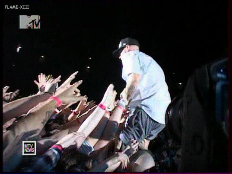 Limp Bizkit 2010 MTV report on Russian Tour