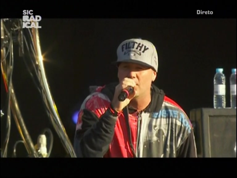 Limp Bizkit 2012-05-26 Rock In Rio, Lisboa, Portugal (SIC Radical TV)