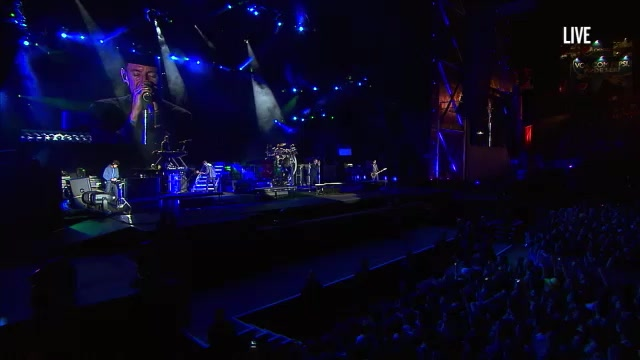 Linkin Park 2012-05-26 Rock In Rio, Lisboa, Portugal (Webstream Stage Cam)