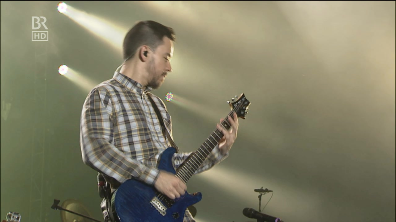 Linkin Park 2012-06-03 Rock im Park, Nuremberg, Germany (BR HD)