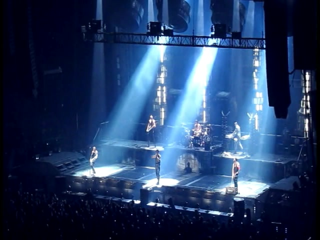 Rammstein 2010 12 11 Madison Square Garden New York Ny