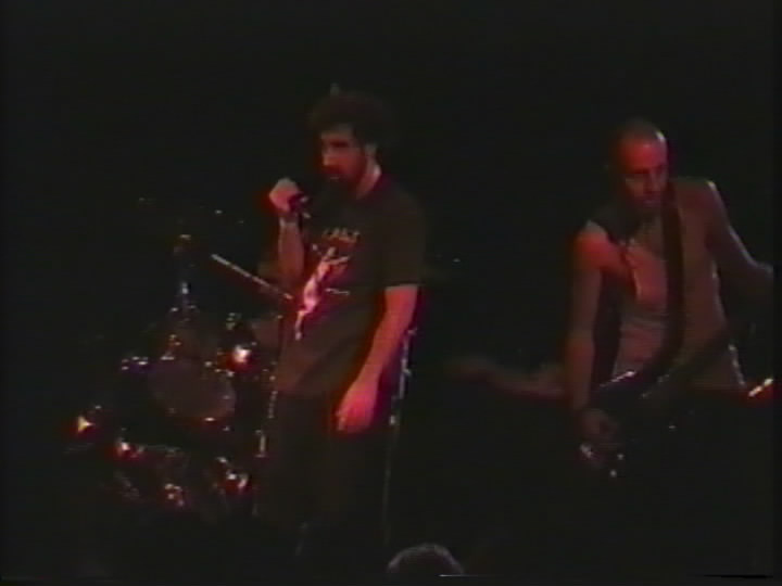System Of A Down 1998-05-27 Club Rio, Tempe, Arizona