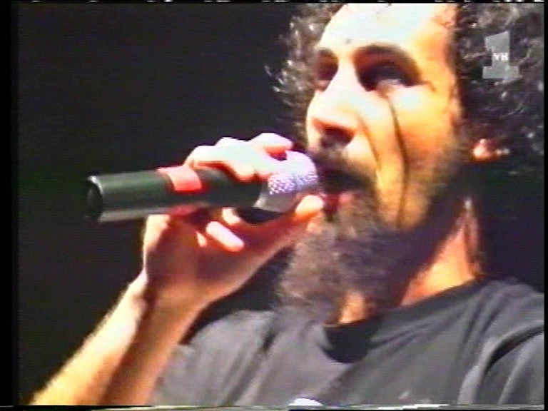 System Of A Down 1998-11-25 VH1 Friday Rock Show, Astoria, London, England (Source 2)