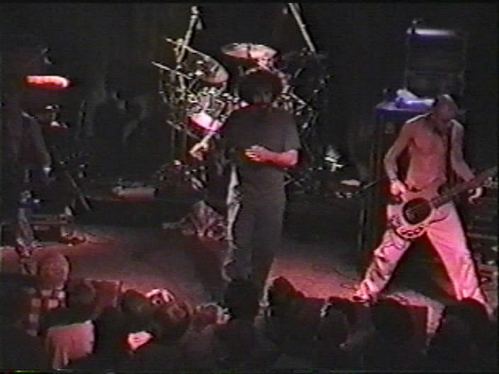 System Of A Down 1998-12-06 RCKNDY, Seattle, WA (Transfer 2)