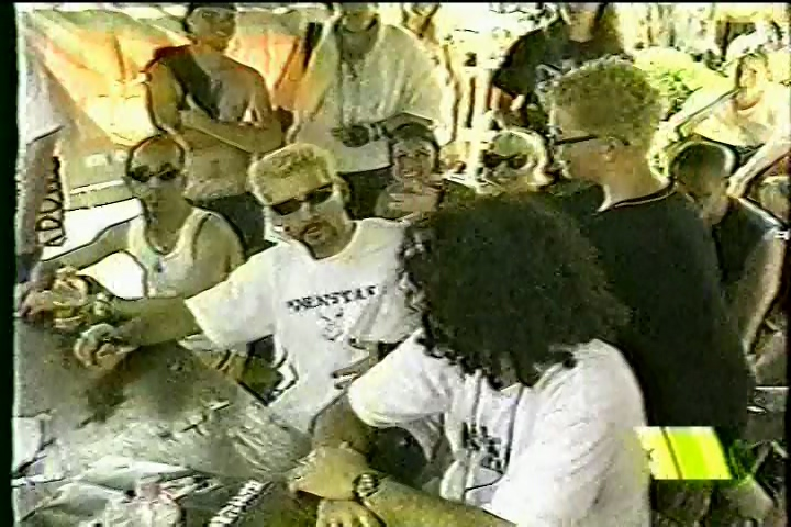 System Of A Down 1999-06-25 Pine Knob Music Theatre, Clarkston, MI, USA