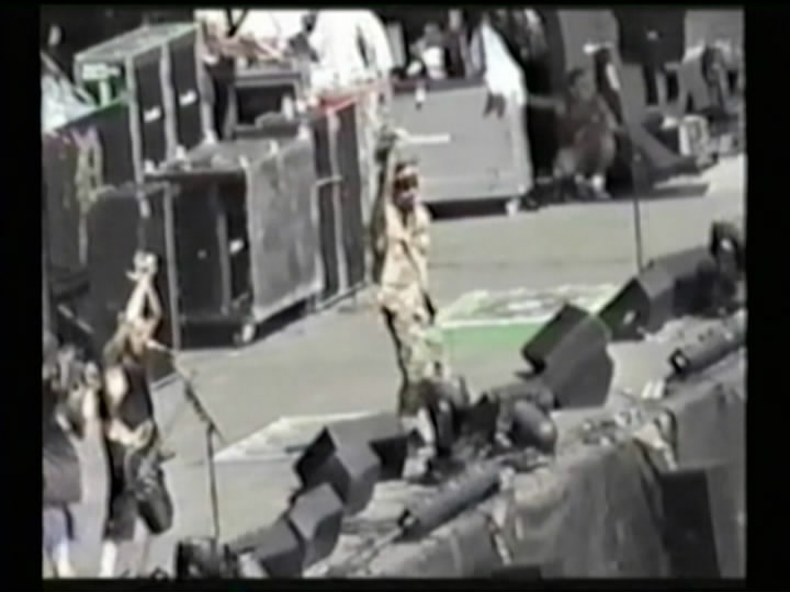 System Of A Down 2000-07-08 Kentucky Speedway, Sparta, KY, USA (Transfer 1)
