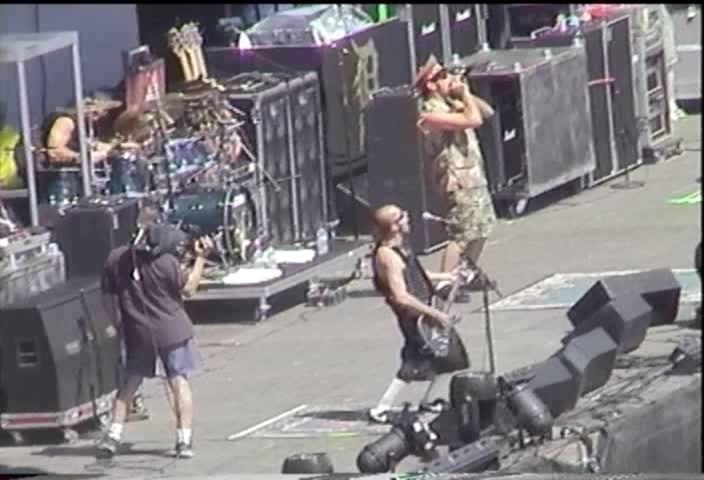 System Of A Down 2000-07-08 Kentucky Speedway, Sparta, KY, USA (Transfer 2)