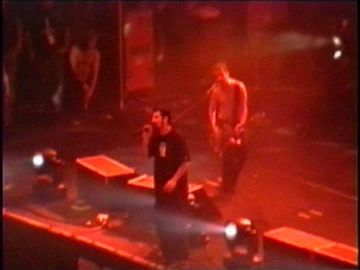 System Of A Down 2001-10-30 Worcester's Centrum Centre, Worcester, MA, USA (Source 1 Right Cam)