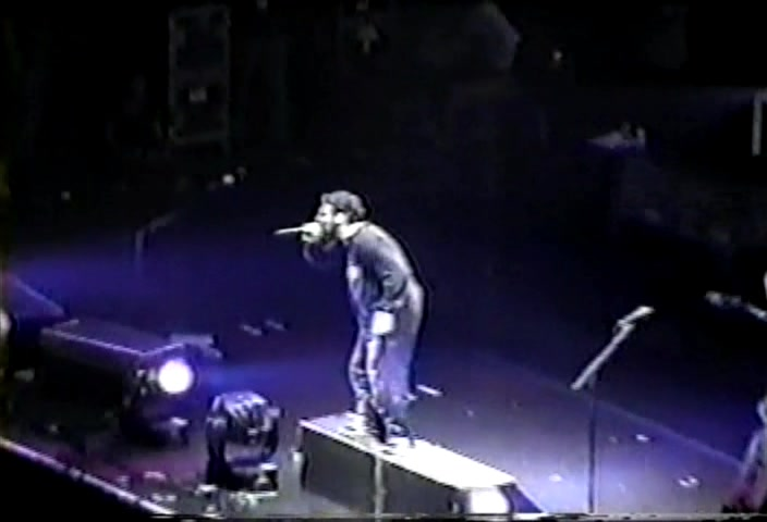 System Of A Down 2001-10-31 Continental Airlines Arena, East Rutherford, NJ, USA (Transfer 1)