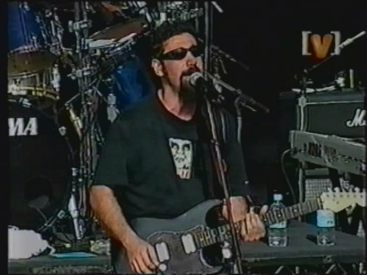 System Of A Down 2002-01-20 Big Day Out, Sydney, Australia
