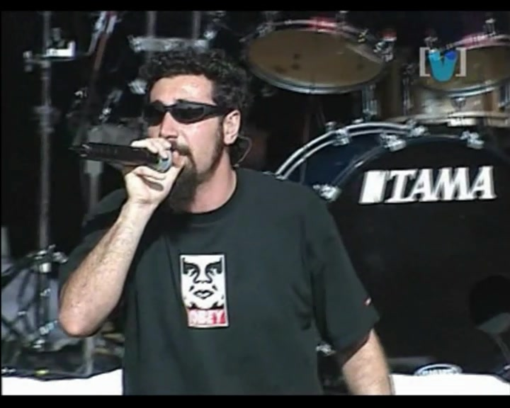System Of A Down 2002-01-20 Big Day Out, Sydney, Australia (Transfer 2)