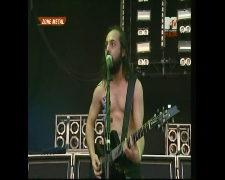 System Of A Down 2003-08-24 Reading Festival 2003, Little John's Farm, Reading, England