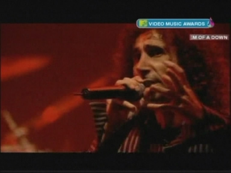 System Of A Down 2005-04-04 Astoria, London, England (MTV Germany)
