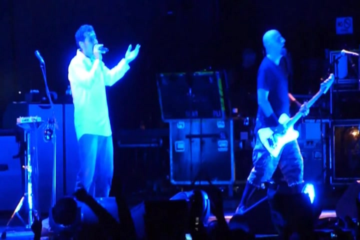 System Of A Down 2011-05-21 Cricket Wireless Amphitheatre, Chula Vista, CA (4 Cam Mix)