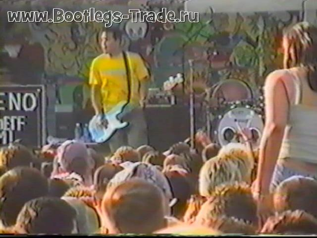 Blink-182 1999-07-01 Orange Pavilion, National Orange Show Events Center, San Bernardino, CA, USA