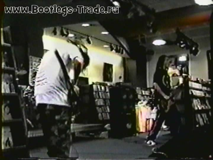 Deftones 1996-10-10 Tower Records, Philadelphia, PA