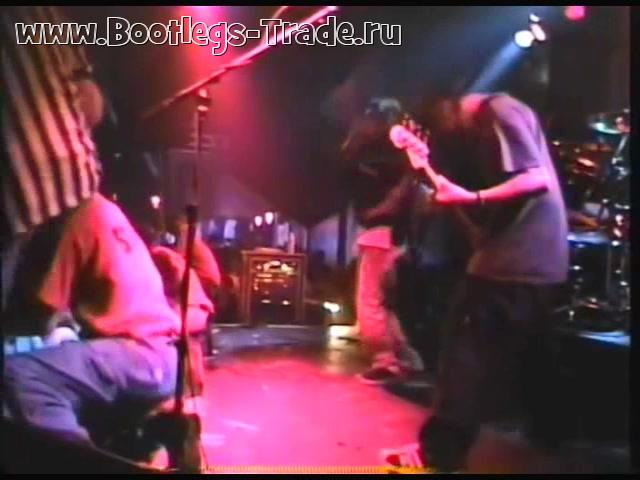 Deftones 1996-12-10 Galaxy, St. Louis, MO, USA (Source 2)