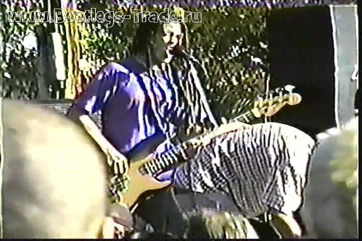 Deftones 1997-11-02 Tower Records Parking Lot, Sacramento, CA, USA (Center-Left Cam)