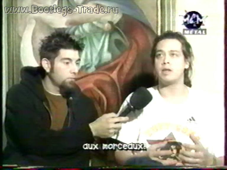 Deftones 1998-02-19 MCM Interview, Paris, France (Transfer 1)