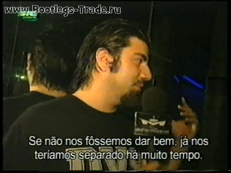 Deftones 2000-07-17 Warehouse Interview, The Warehouse, Toronto, ON, Canada