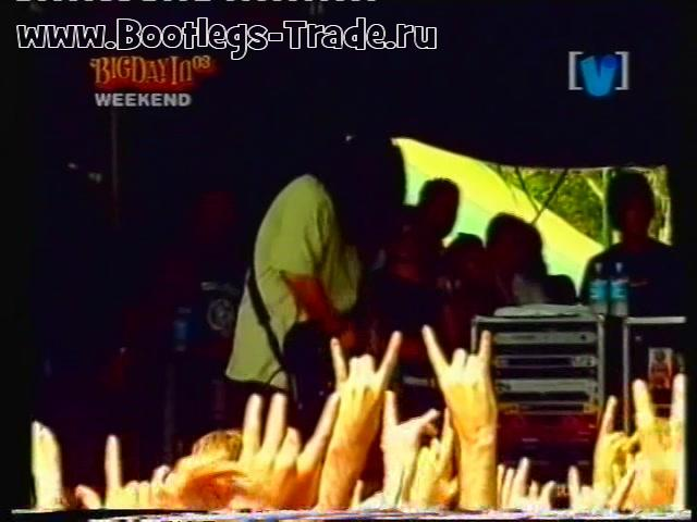 Deftones 2003-01-19 Big Day Out Gold Coast 2003, Gold Coast Parklands, Gold Coast, Australia (Transfer 2)