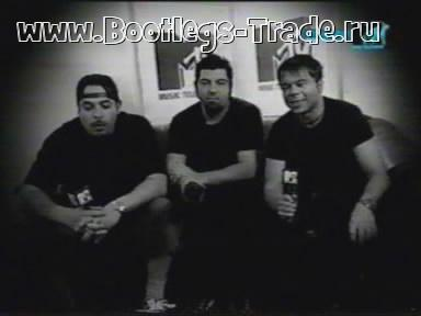 Deftones 2003-07-14 MTV Spin Interview With Markus Kavka
