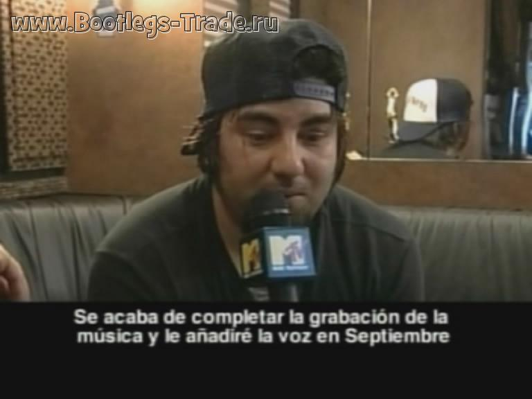 Deftones 2003-07-29 MTV L.A. Interview with Chino & Frank