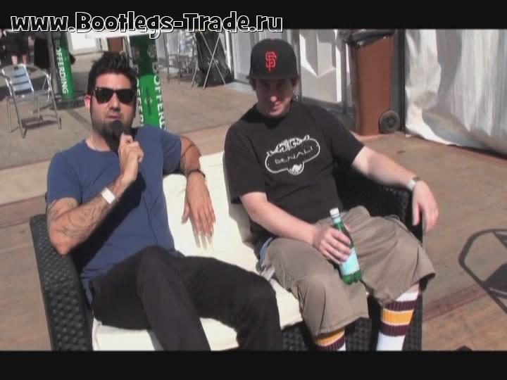 Deftones 2010-08-01 352 LuxMag Interview
