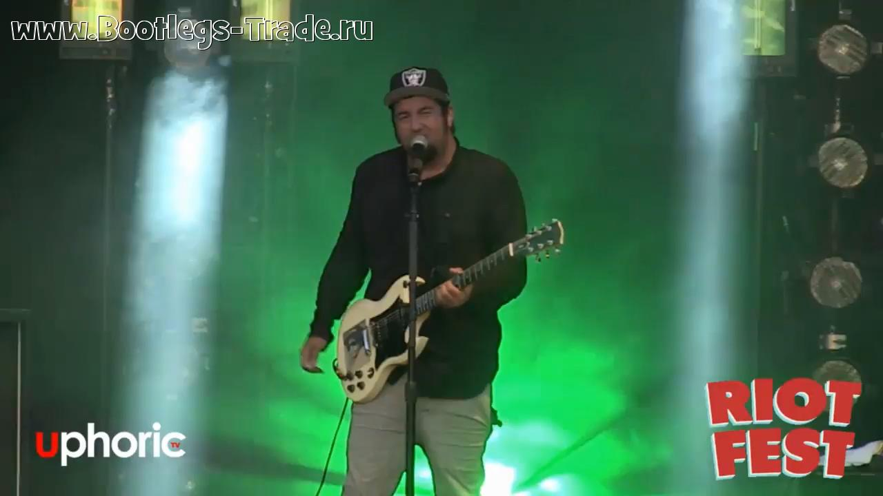 Deftones 2016-09-18 Riot Fest Chicago 2016, Douglas Park, Chicago, IL, USA (Webcast HD 720)