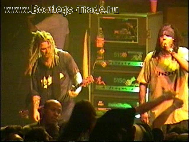 (hed) P.E. 1998-09-26 State Theatre, Detroit, MI, USA (feat Soulfly)