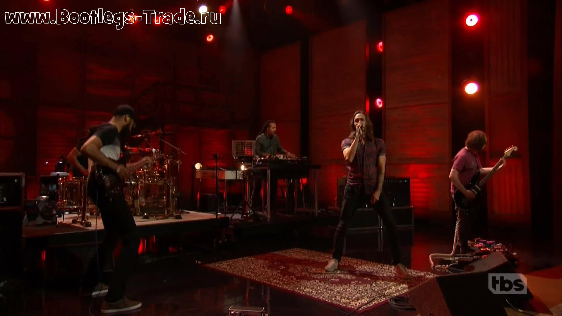 Incubus 2015-05-19 Conan O'Brien Show, Burbank, CA, USA 2015-05-19 (TBS HD 1080)