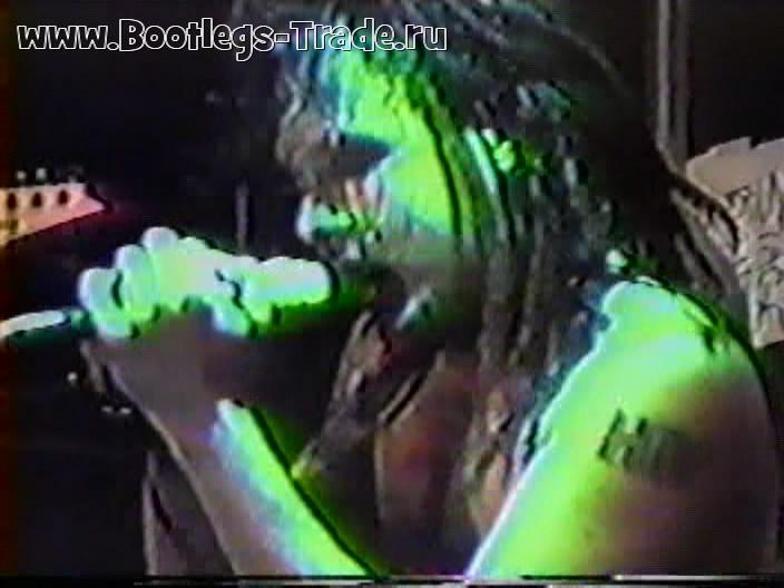 KoRn 1995-02-26 The Engine Room, Fort Worth, TX, USA