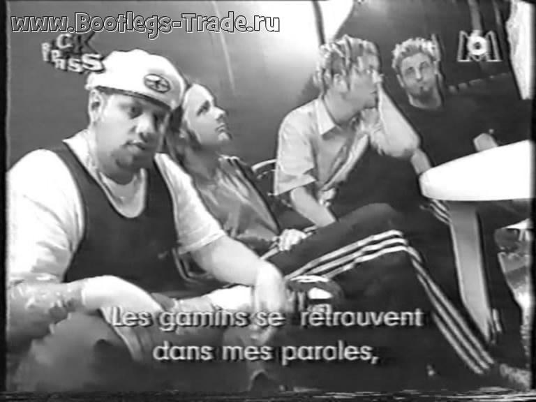 KoRn 1997-02-22 Zenith French TV Report, Paris, France