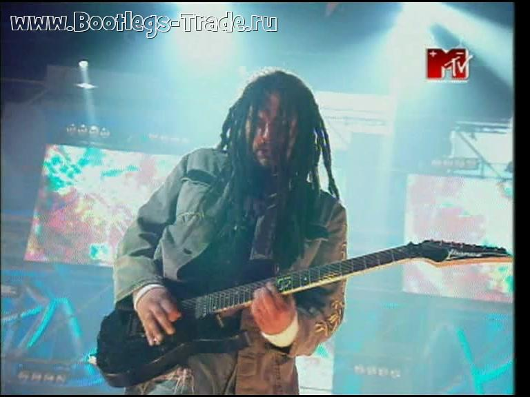 KoRn 2005-09-21 MTV Russia Music Awards, Moscow, Russia