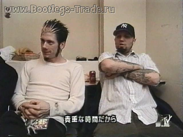 Limp Bizkit 1998-02-04 On Air West, Tokyo, Japan