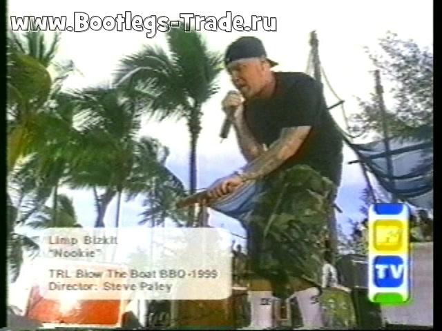 Limp Bizkit 1999-05-31 MTVs TRL Blow Up The Boat BBQ, Miami, FL, USA (Version 1)