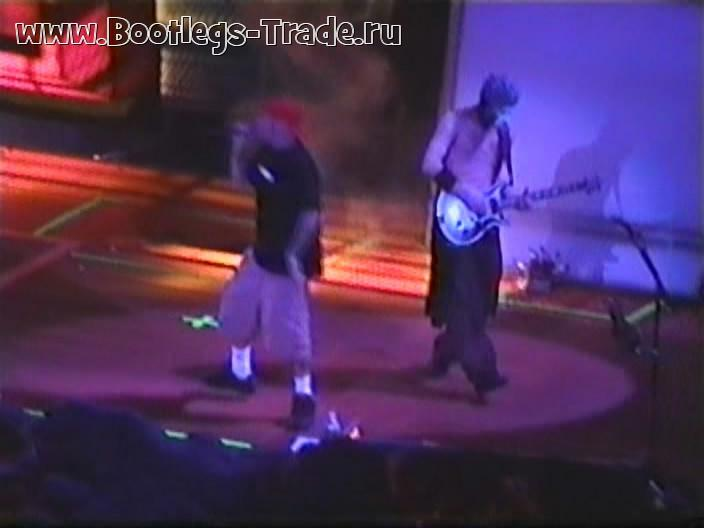 Limp Bizkit 2000-10-19 Continental Airlines Arena, East Rutherford